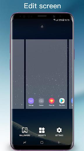 S Launcher - Galaxy S9 Launcher, S9/S8 theme, cool 5.2 screenshots 6