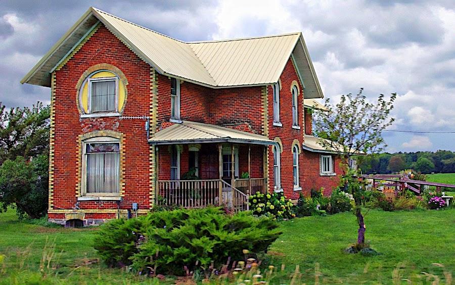 by Karen McKenzie McAdoo - Buildings & Architecture Homes