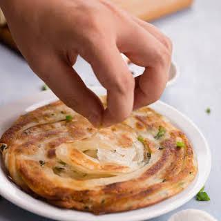 Scallion Pancakes.