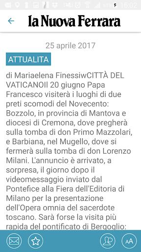 La Nuova Ferrara screenshots 3