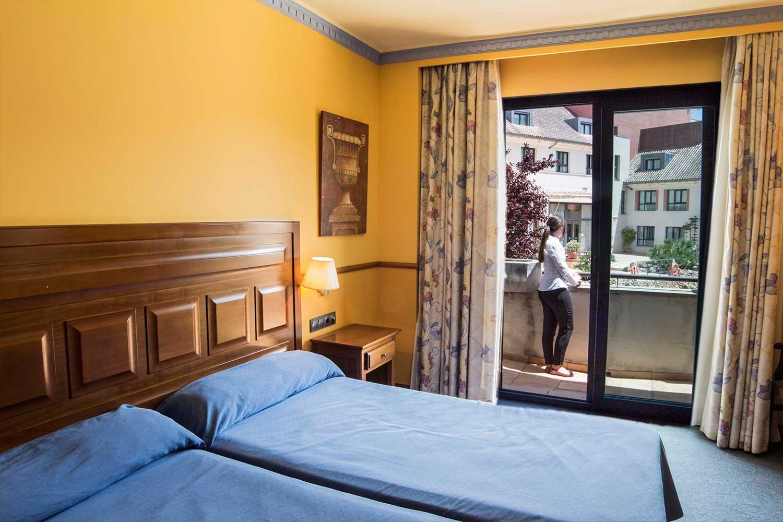 Habitación Doble Standard Hotel Antequera Málaga