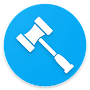 Court sessions and registry (Ukraine) APK icon