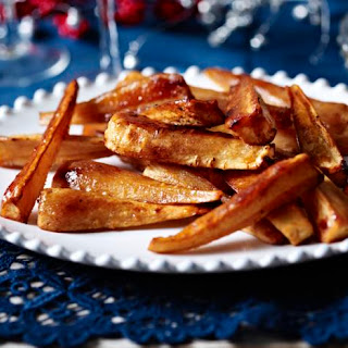 Honey Roast Parsnips Recipe