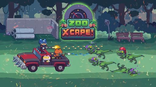 Cat Gunner: Super Zombie Shooter Pixel filehippodl screenshot 4