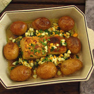 Breaded Cod In The Oven.