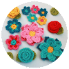 Crochet Fiori idee