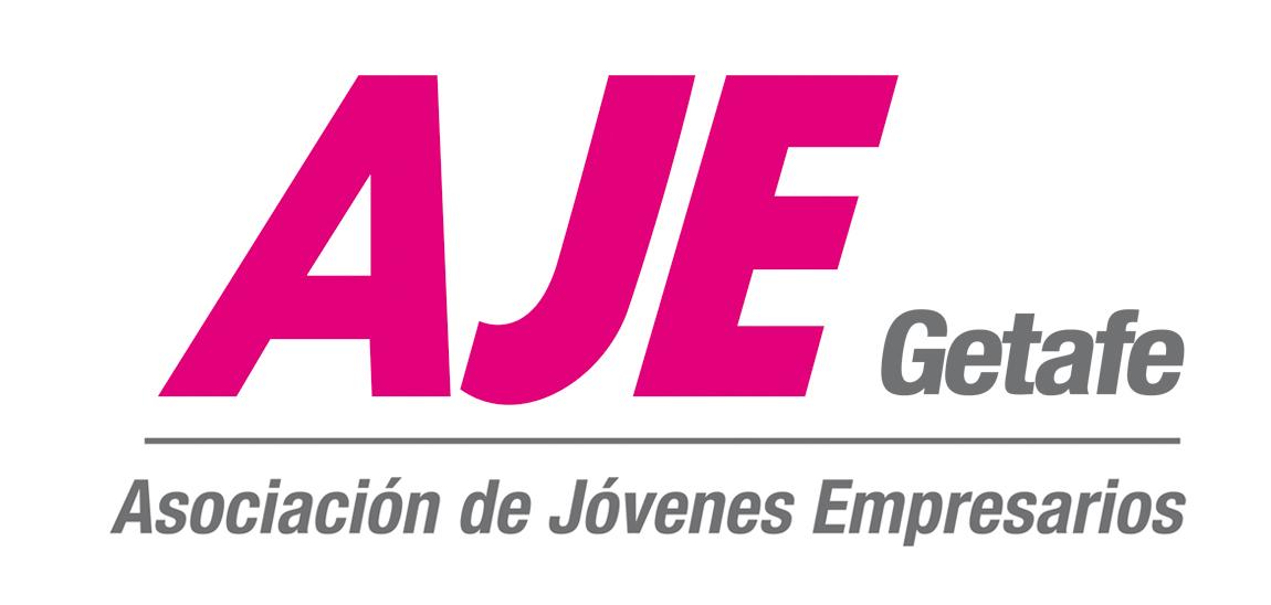 logotipo AJE Getafe