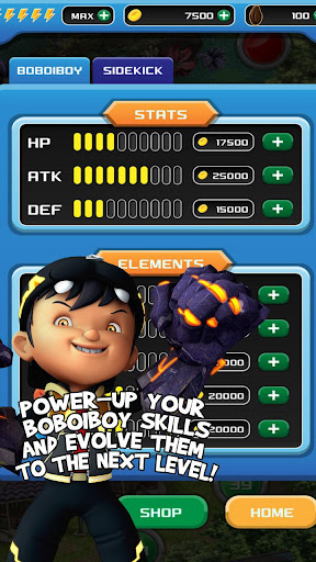 Power Spheres by BoBoiBoy  screenshots 13