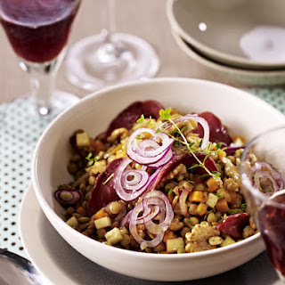 Duck and Lentil Salad