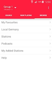 Hama Smart Radio screenshot 3