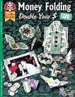 Photo: Money Folding 101 Eng, Norma  CanDoCrafts 2003 paperback 36 pp ISBN 1574214667