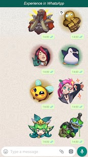 LoL Stickers for WhatsApp Screenshot