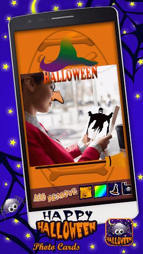 万圣节快乐问候卡 玩娛樂App免費 玩APPs