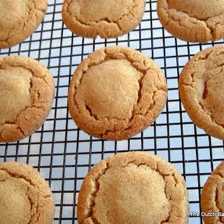 Million Dollar Peanut Butter Cookies.