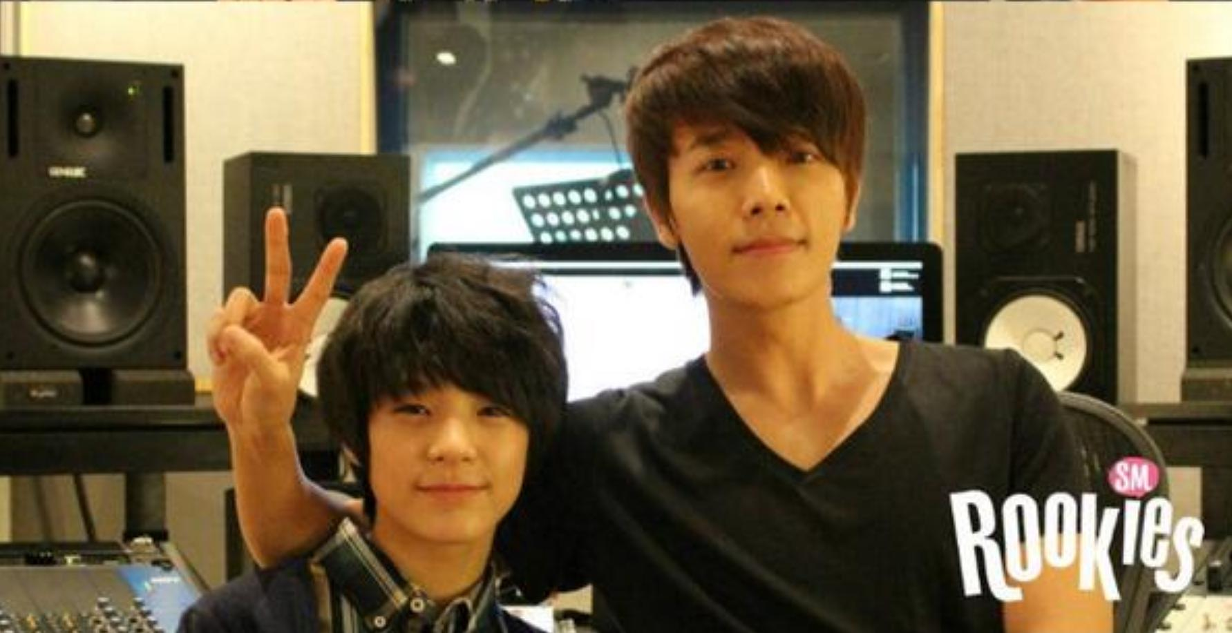nct dream jeno super junior donghae