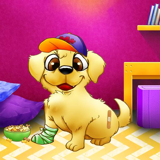孩子小狗日托沙龍 模擬 App LOGO-硬是要APP
