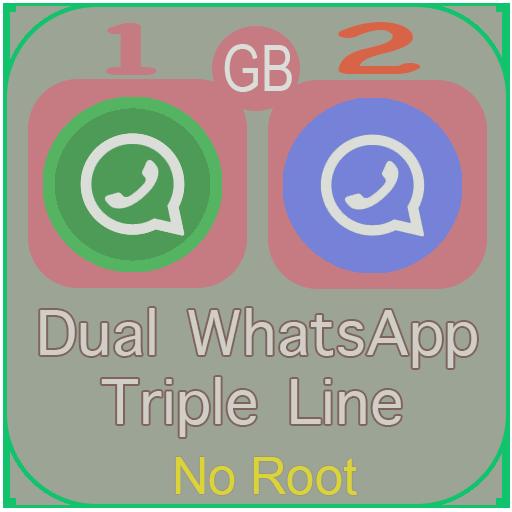 Chat GBWhatsApp Plus Dual  2017 Guide
