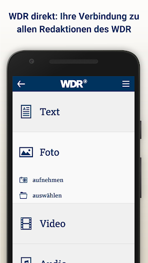 WDR screenshot 2