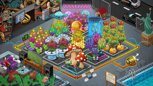 Bud Farm Idle - Growing Tycoon Weed 1.29 androidappsheaven.com 1