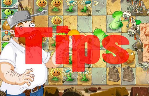 Tips For Plants VS Zombies2