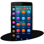 Jelly Icon Pack,Theme for FREE