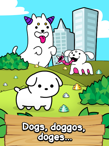 Dog Evolution - Clicker Game - screenshot