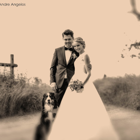 Wedding photographer Andre Angelos (AndreAngelos). Photo of 22.06.2016