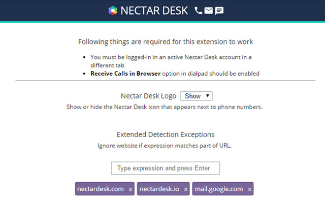 Nectar Desk for North America