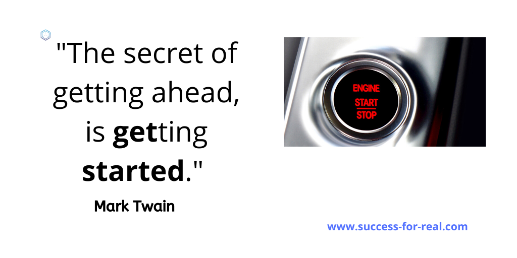 365 Success Quotes For Motivation - Picture Quote By Mark Twain
