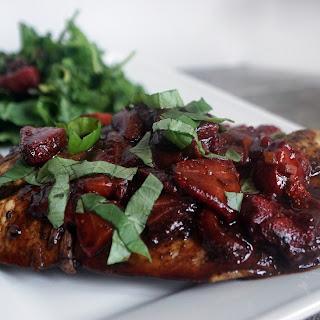 Strawberry Glazed Chicken Recipes