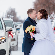 Wedding photographer Nadezhda Karelina (karelina-foto). Photo of 07.02.2017