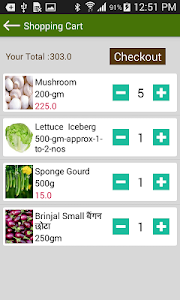 Veg Delivery screenshot 5