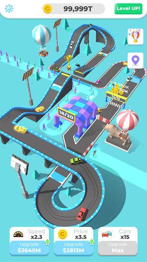 Idle Racing Tycoon-Car Games android2mod screenshots 11