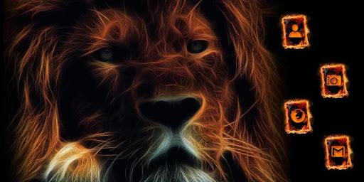 玩免費生活APP|下載ライオンのテーマ app不用錢|硬是要APP
