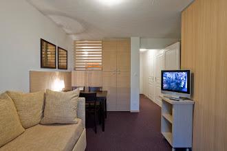 Photo: Aménagement intérieur d'un appartement de la résidence