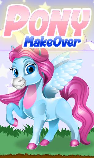 Little Pony Makeover
