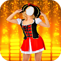 Girls Hot Costumes Makeover icon