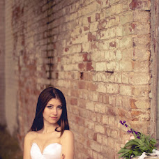 Wedding photographer Lyudmila Vragaleva (Millaya). Photo of 21.10.2013