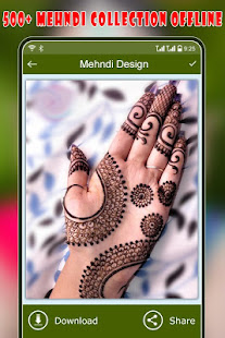 Download Mehndi Design : Dulhan Mehndi (Offline) For PC Windows and Mac apk screenshot 2