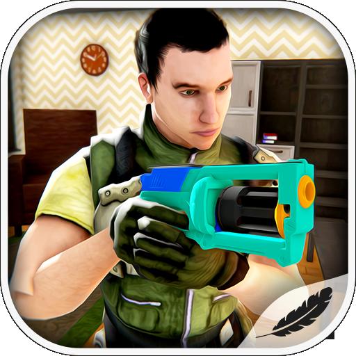 Nerf Battle Challenge – Gunner Battlefields