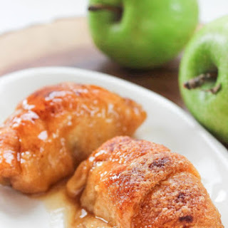 Easy Apple Dumpling