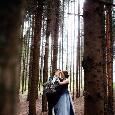 Wedding photographer Irina Smetankina (ISolnechnaya). Photo of 07.11.2016