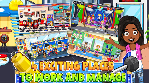 Screenshot for My City : Office in United States Play Store
