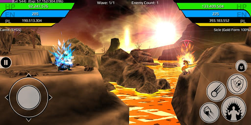 The Final Power Level Warrior (RPG)  screenshots 5
