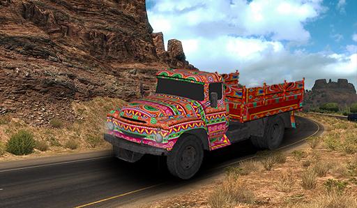 Asian Truck Simulator 2019: Truck Driving Games 2.3 screenshots 4