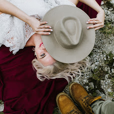 Wedding photographer Kseniya Ivanova (kinolenta). Photo of 26.12.2018