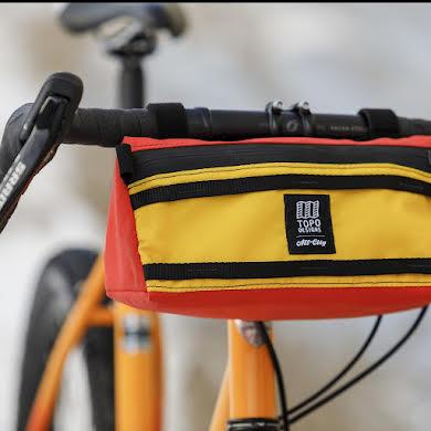 All-City Topo Designs Handlebar Bag alternate image 9