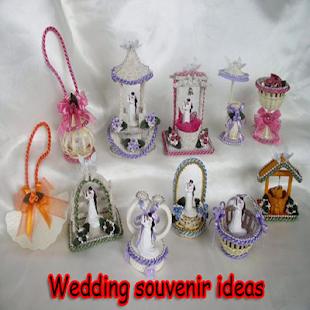 Wedding Souvenir Ideas Screenshot Thumbnail