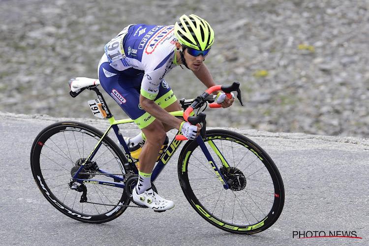 Belle prestation de Guillaume Martin au Tour de Burgos !