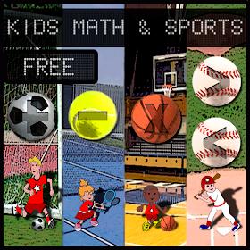Kids Math and Sports Free